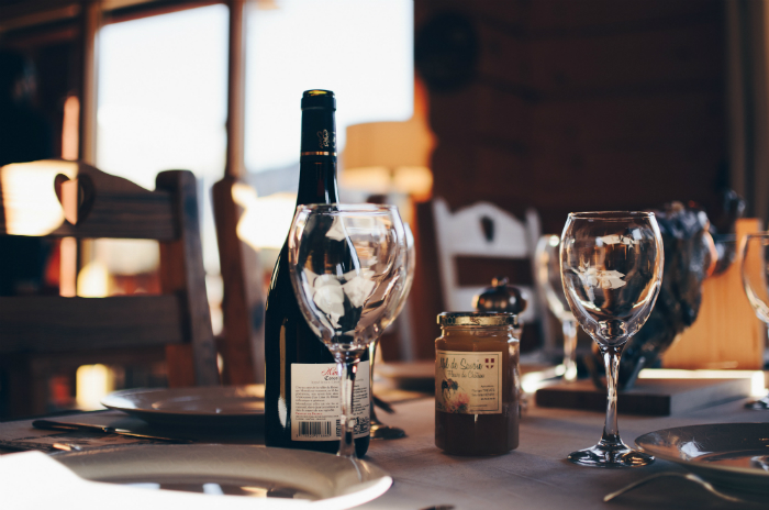 イタリアンレストランの画像