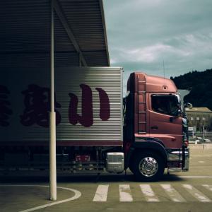 トラックの画像